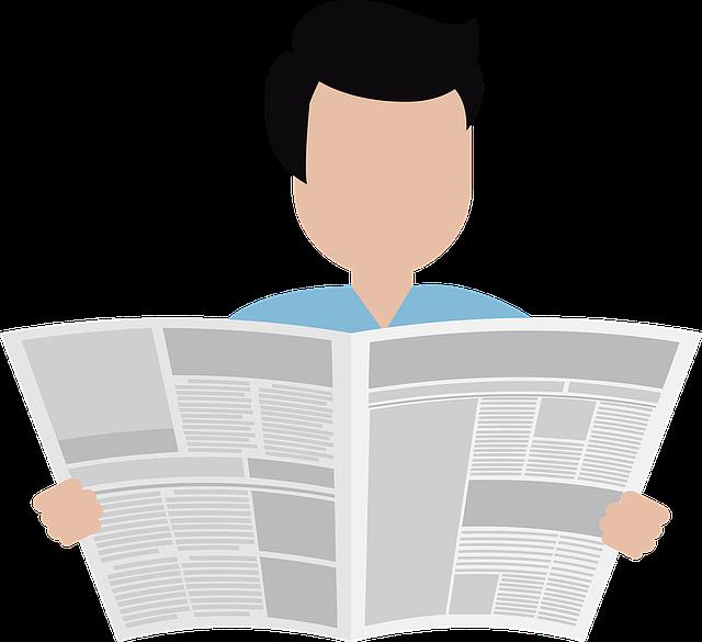 leggere giornale