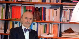 Professor Domenico Secondulfo