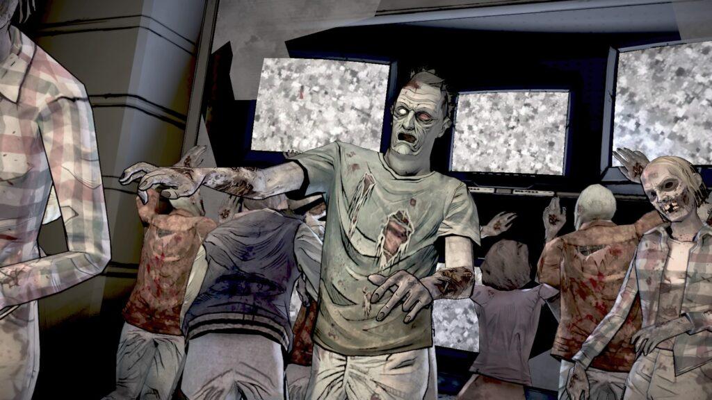 Zombie non solo come corpi morti, ma come residuo e metafora del mondo massificato.