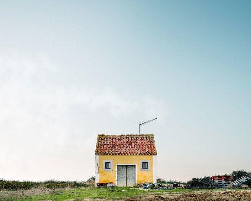 Sejkko, fotografo venezuelano - dal progetto fotografico lonely house