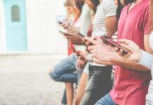 smartphone - società mediatizzata