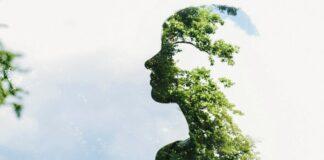 ecocene sostenibilità figura femminile