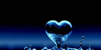 cuore amore liquido